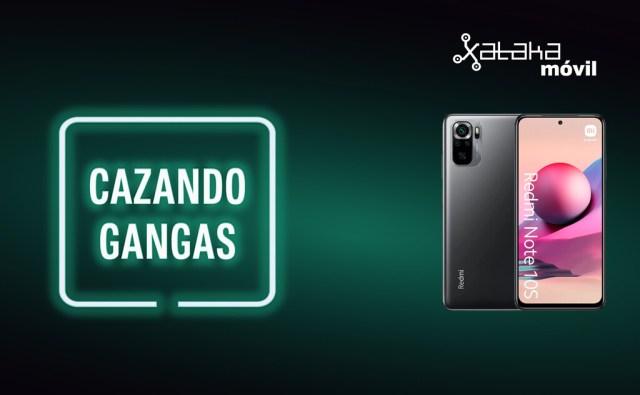 Xiaomi Redmi Note 10S a precio(valor) de derribo, OPPO Find X3 Neo bajado y varias más ofertas: Cazando Gangas
