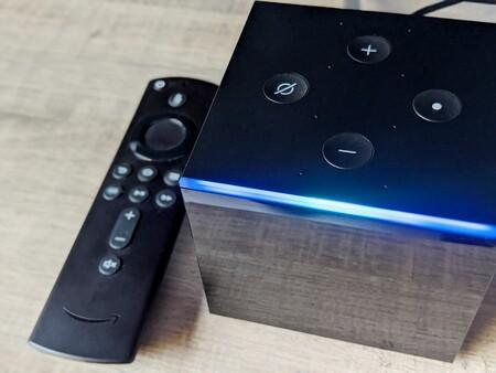 Amazon Fire Tv Cube Azul