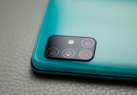 Samsung Galaxy A51 Camara Trasera 02