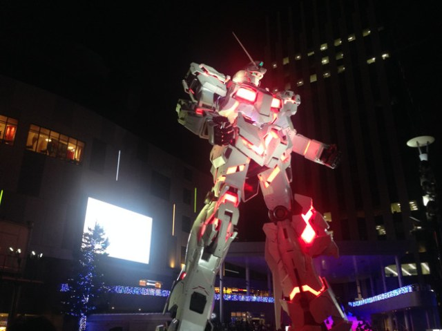 Unicorn Gundam Japon 16