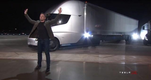 Estla Semi Truck