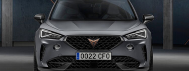 CUPRA registers the VZ surname for more radical versions, and there is already talk of a 400 hp Formentor