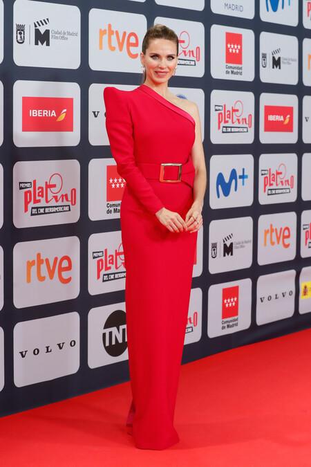 Premios Platino 2021 Vanesa Romero
