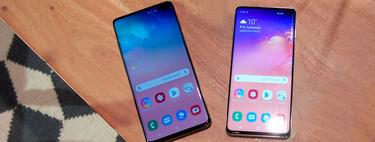 Samsung Galaxy S10 y S10+, primeras impresiones: la transformación que la familia Galaxy S merecía