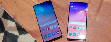 Samsung Galaxy S10 and S10 +, first impressions: the evolution that the Galaxy S family deserved