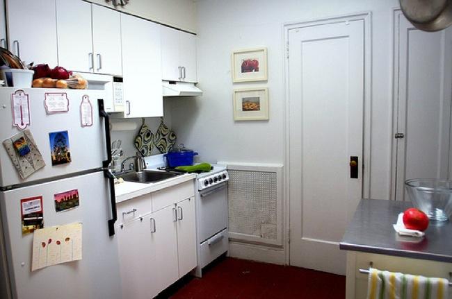 Diez Consejos Para Aprovechar El Espacio En Cocinas Pequeas