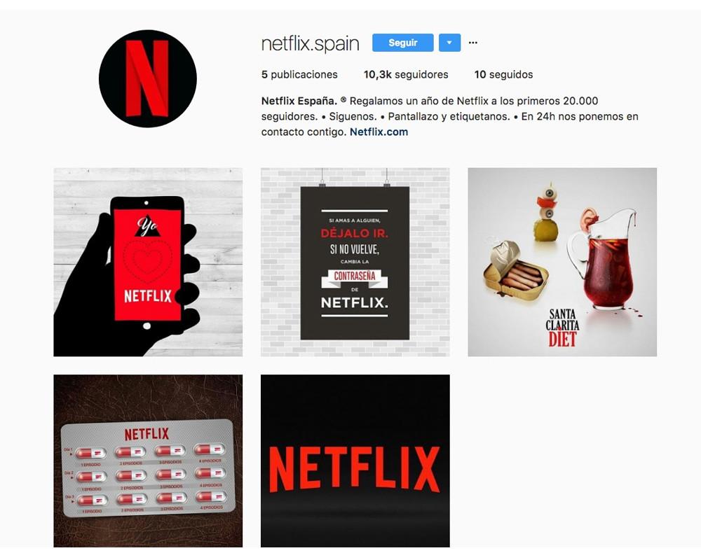 Netflix Espana