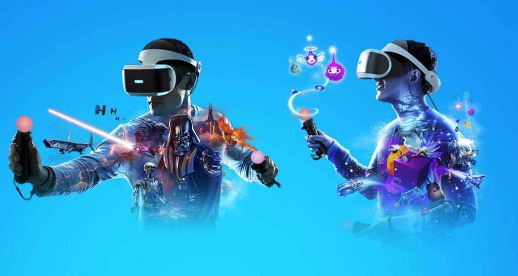 Sony trabaja en un nuevo visor de realidad virtual PS VR: una mayor resolución y con un control