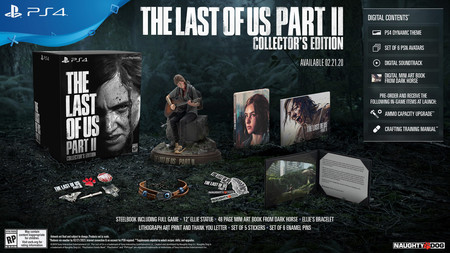 The Last Of Us Part Ii Ediciones Especiales 4