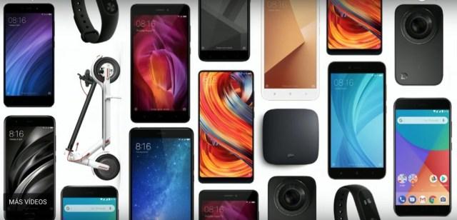 Productos a la venta desde su lanzamiento mañana en Xiaomi España