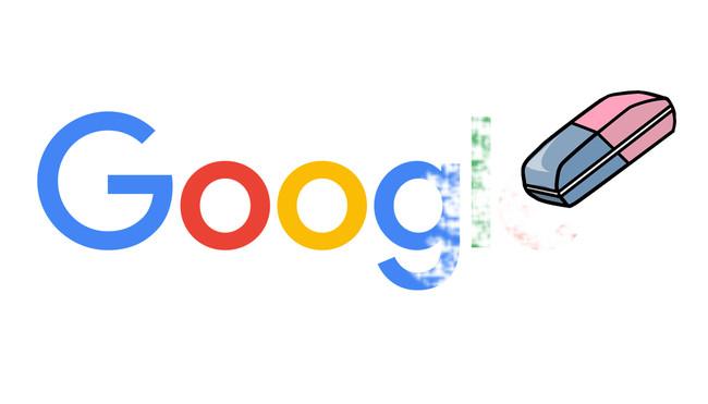 Borrar Google Mentira