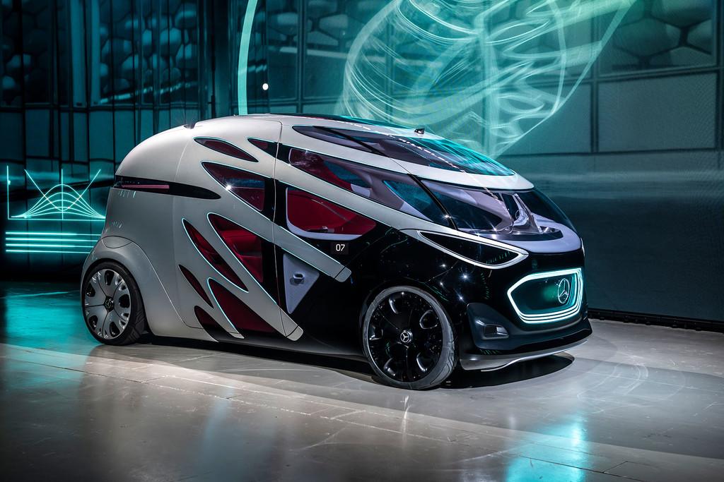 Permalink to Vision URBANETIC: el vehículo eléctrico, autónomo y modular que imagina Mercedes para la movilidad del futuro