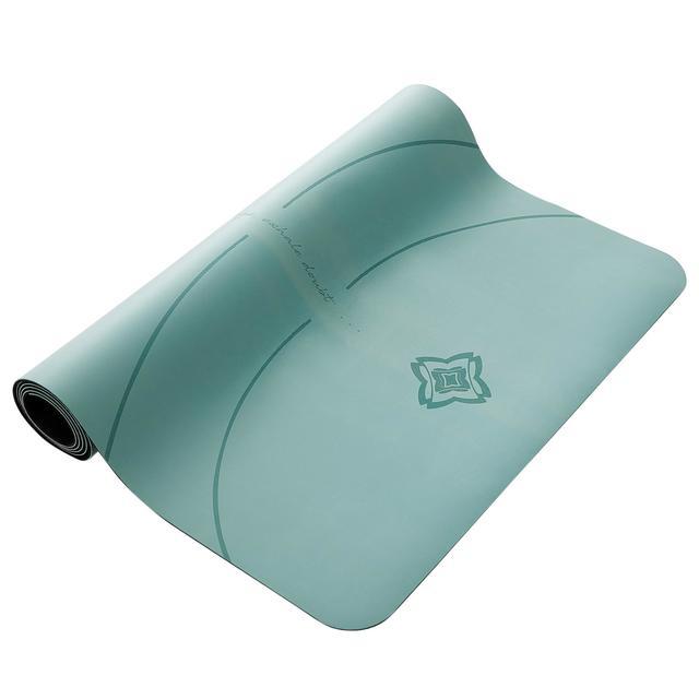 Green mat yoga grip mat 185 CM X 65 CM X 3 MM