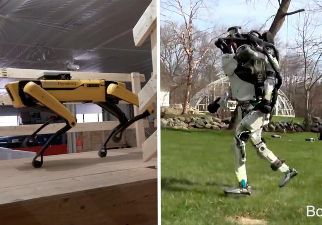 Permalink to Boston Dynamics nos sigue sorprendiendo con sus robots: ahora navegan de forma autónoma y hasta salen a hacer running