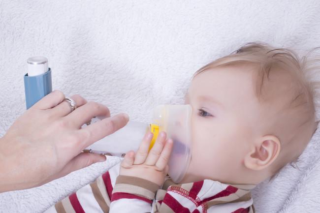 Mascarillas para niños con problemas respiratorios