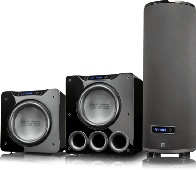 SVS subwoofers 4000 Series