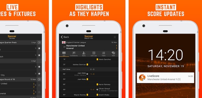 Window Y Livescore Live Sport Updates Aplicaciones En Google Play