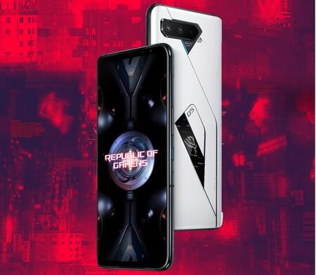 Asus Rog Phone 5 Ficha