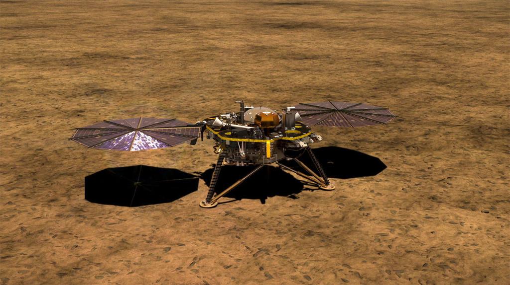 Permalink to ¿Serías capaz de aterrizar la sonda InSight en Marte? Puedes averiguarlo con un sencillo juego