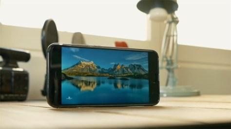 Mi6 pantalla