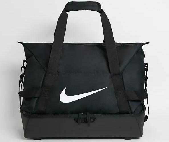 Nike Football Academy Bag In Black