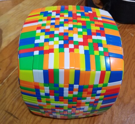 Cubo Rubik Mas Grande