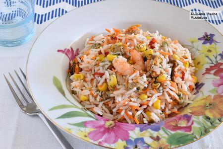 Marinera Rice Salad