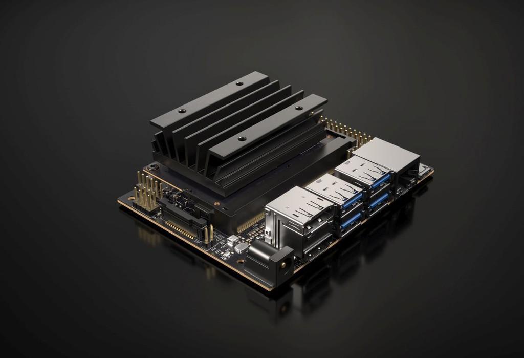 Nvidia lanza Jetson Nano, un Mini computador de 109 euros para fans de la robótica y la inteligencia artificial