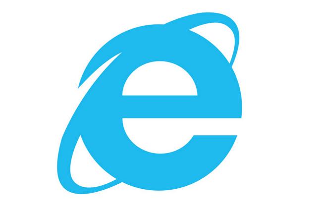 Microsoft Internet Explor<strong></strong>er Logo