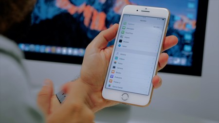 Carga rápida iPhone 8 Plus