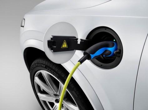 Volvo eléctrico