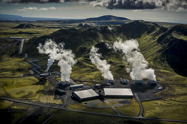 Permalink to La primera planta que convierte el CO2 en piedra para conseguir emisiones negativas ya está en marcha