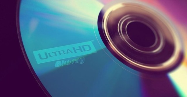 disco Blu-ray UHD