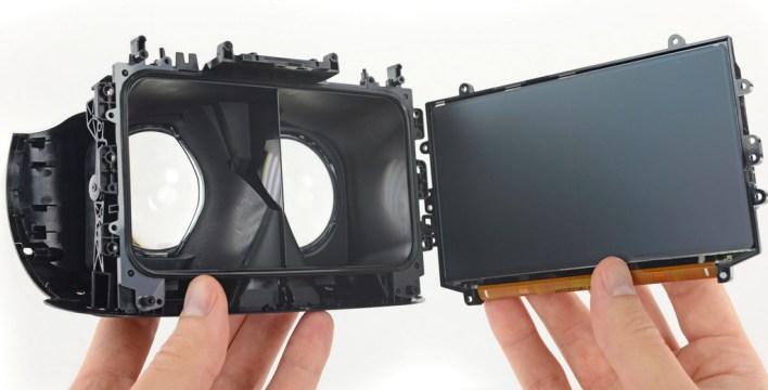 Cómo funcionan las gafas de realidad virtual por dentro