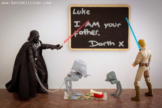 Star Wars Photography David Gilliver 11