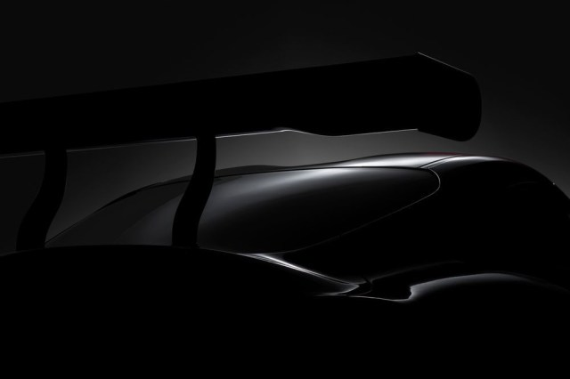 Toyota Supra 2018 Teaser