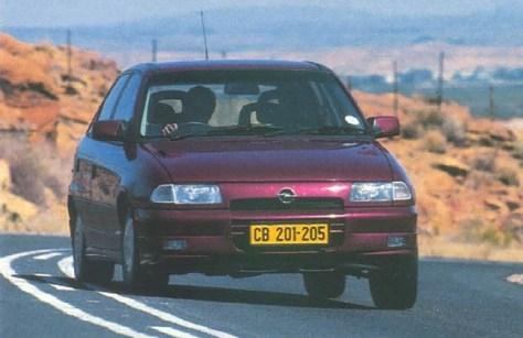 Opel Kadett 200 Ts