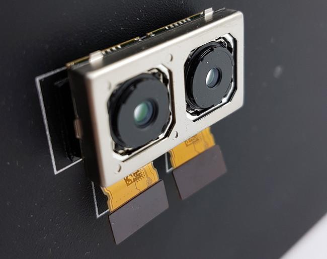 Sony Doble Sensor