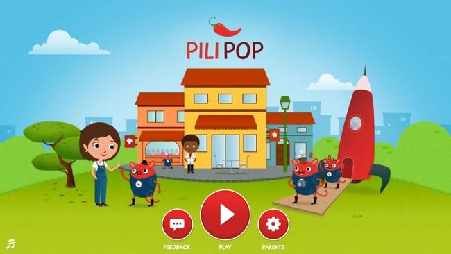 Pilipop 1 Home