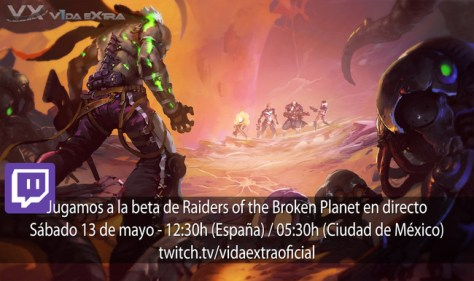 Raiders Of The Broken Planet Directo