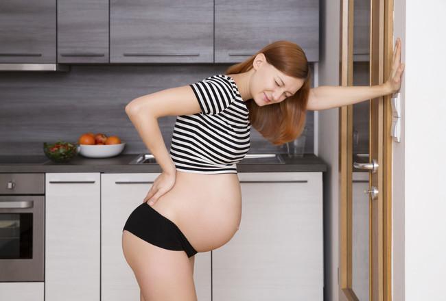 Embarazada Dolor