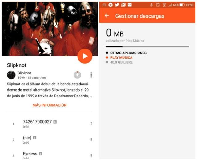 Cómo Descargar Música De Spotify O Google Play Music En Tu Móvil Beta Móvil