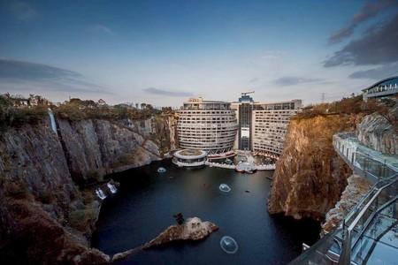 Shimao Wonderland Intercontinental Hotel 7