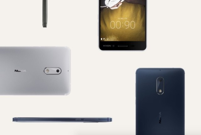 Nokia seis 1