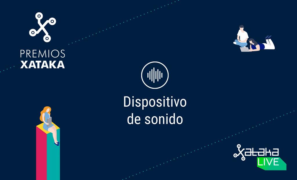 Permalink to Mejor dispositivo de sonido: vota en los Premios Xataka 2018