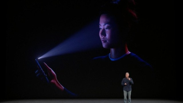 Face Id Dystopia