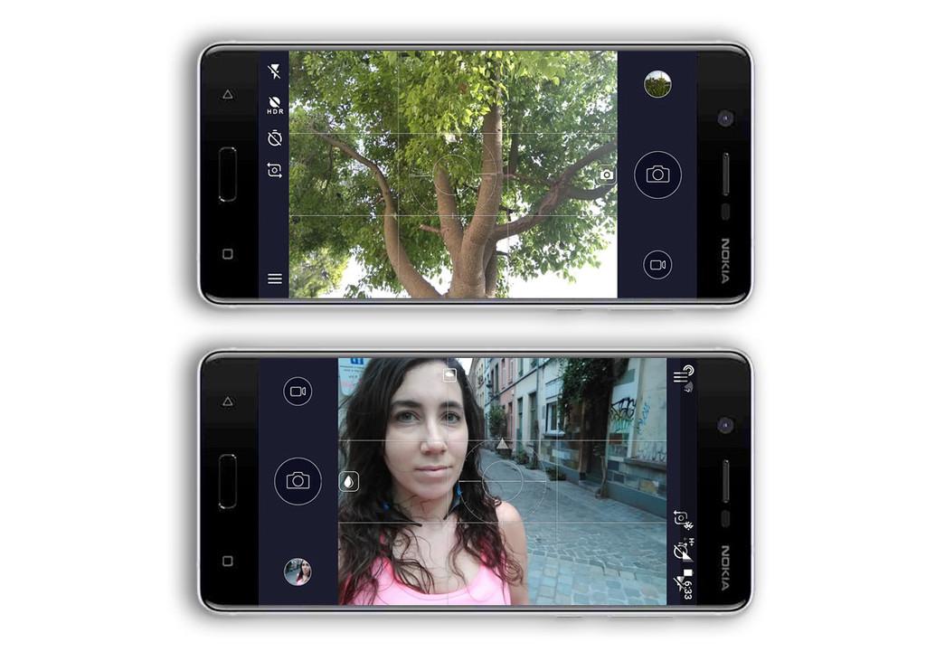 Nokia cinco Camaras