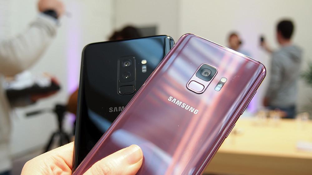 Galaxy S9 y S9+