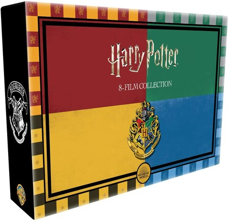 Películas de Harry Potter en oferta en Amazon México