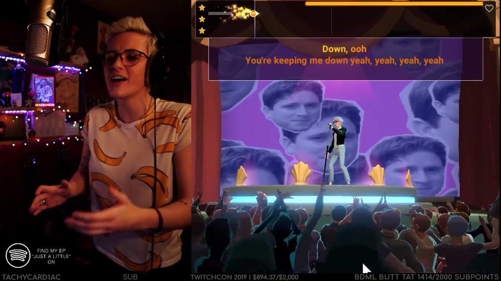 Permalink to Twitch Sings: el nuevo juego de karaoke gratuito desarrollado por Twitch y los creadores de Guitar Hero